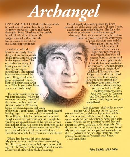 John Updike por jpoulos2561